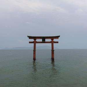 【ビワイチ13】湖西を走り白髭神社へレッツラゴー!