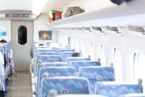 新幹線の乗車中、子供が飽きないか心配だ…