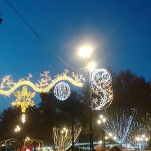 スペインでクリスマスを過ごす