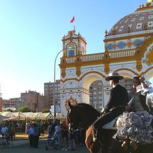 スペイン3大祭りのひとつ『Feria de Abril(春祭り)』を満喫!