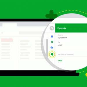 Evernote、Gmailとの連携を公式でサポート