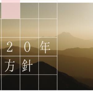 【2020年】今年の予算と買いたい株・ファンド