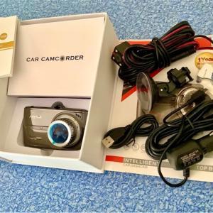 Anytek G66 ドライブレコーダー