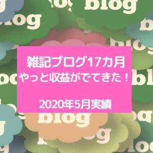 【雑記ブログ運営報告】17カ月継続し1万PV、収益1万達成!PVやアクセス・収益を公開