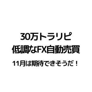 【30万トラリピ】メキシコペソ円の含み損が回復!FX自動売買