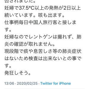 速報!【新型肺炎】妊婦さんは大いに騒ぐべし!