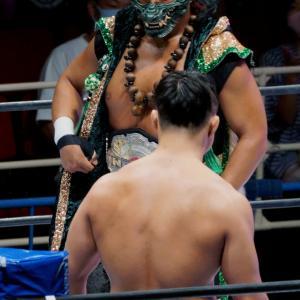 【後半タイトル戦】DOMINION大阪城ホール(2020/7/12)