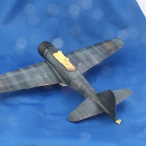 ハセガワ 紫電改のマキ 零戦21型 其の13
