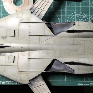Tamiya Grumman F-14A TOMCAT 28 FINAL COUNTDOWN.