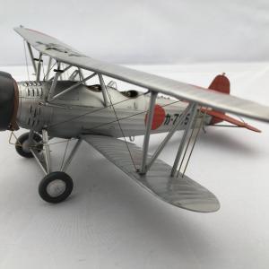 WW? 日本軍機祭り 有井 1/48 93中練 Y5Y1 赤とんぼ Willow 其の18 完成