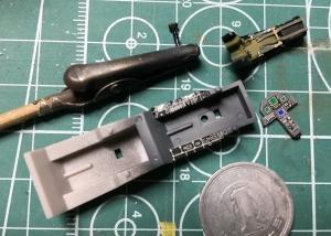 ハセガワ 1:72 F/A-18E スーパーホーネト 製作記 Vol.7