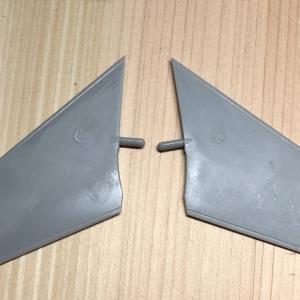 ハセガワ 1:72 F/A-18E スーパーホーネト 製作記 Vol.10