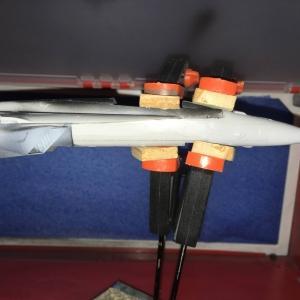 ハセガワ 1:72 F/A-18E スーパーホーネト 製作記 Vol.12