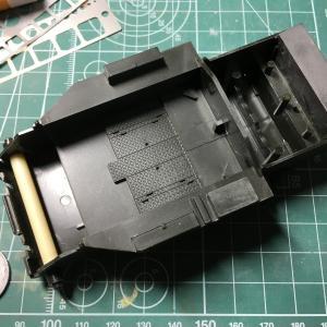 タミヤ:1/35 米陸軍 M8 自走榴弾砲 Vol.1 AFVはじめました。