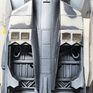 ハセガワ 1:72 F/A-18E スーパーホーネト 製作記 Vol.15