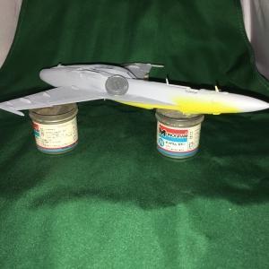 ハセガワ 1:72 F/A-18E スーパーホーネト 製作記 Vol.16