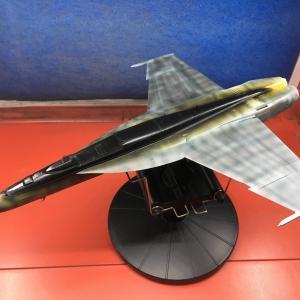 ハセガワ 1:72 F/A-18E スーパーホーネト 製作記 Vol.20