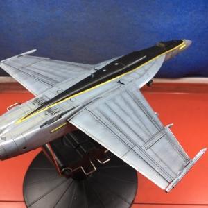 ハセガワ 1:72 F/A-18E スーパーホーネト 製作記 Vol.22