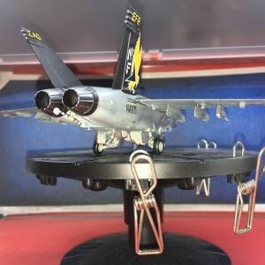 ハセガワ 1:72 F/A-18E スーパーホーネト 製作記 Vol.27