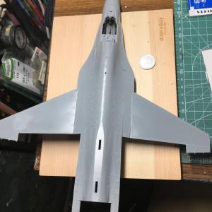 ハセガワ 1:48 三菱 F-2A Vol.8