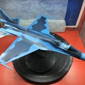 ハセガワ 1:48 三菱 F-2A Vol.28 マスク外します