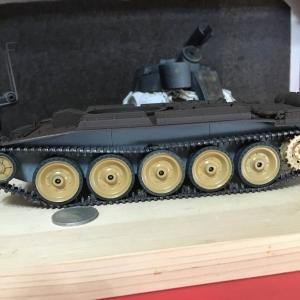 イタレリ イギリス巡航戦車 クルセーダーMk.? No.24ローズヒップ号への道