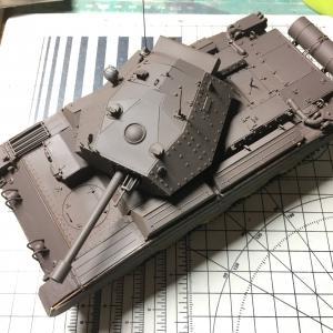 イタレリ イギリス巡航戦車 クルセーダーMk.? No.25ローズヒップ号への道
