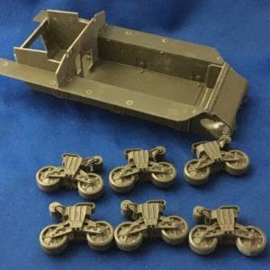 アスカモデル M4 コンポジット シャーマン Vol.2