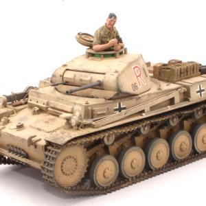 タミヤ 2号戦車F型 ギャラリー更新しました