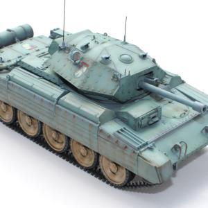 イタレリ イギリス巡航戦車 クルセーダーMk.Ⅲ ギャラリー更新