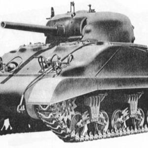 アスカモデル M4 コンポジット シャーマン Vol.1