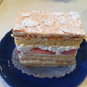 【兵庫県西宮市】「ケーキハウス・ツマガリ」 フレッシュなケーキが最高に美味しくて幸福感に包まれる・・・。