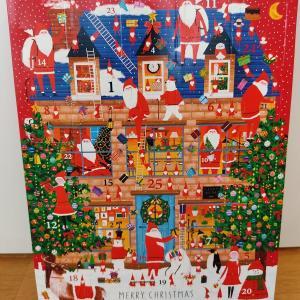 毎年恒例のクリスマスアドベントカレンダー