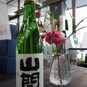 山間 純米吟醸仕込み13号 中採り直詰め 無濾過生原酒