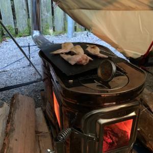 11月のキャンプ