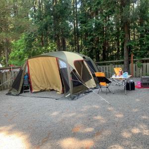5月のキャンプ②
