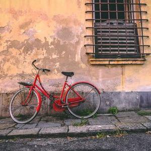 【着物】「着物で自転車に乗る方法」を試してみた結果