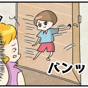 トイレの扉を勝手に開ける息子に「やめて」と言ったら