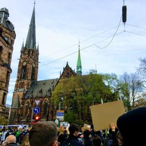 【ドイツ】11月29日「グローバル気候マーチ」に参加しました