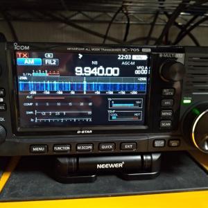 IC-705でラジオタイランド