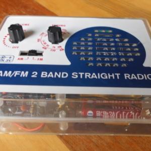 ラジオ(電子工作キット)
