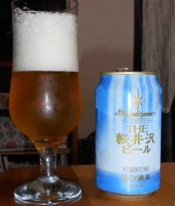 THE軽井沢ビールPREMIUM清涼飛泉
