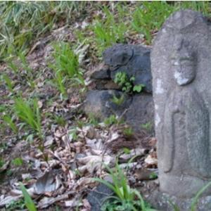 駒形神社と一人静