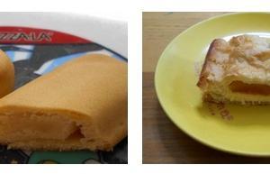もりりんご信州果実菓 VS 手作り信州りんごパイケーキ