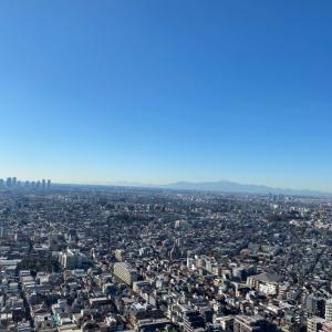 麻布と渋谷、たくさんの人で賑やかでした。