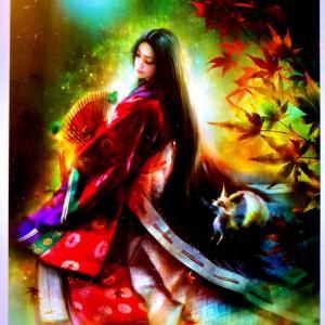 紅珠藻姫(くずも姫)