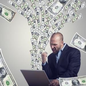 【一攫千金】自己アフィリエイトでブログ構築に必要な資金をゲット!