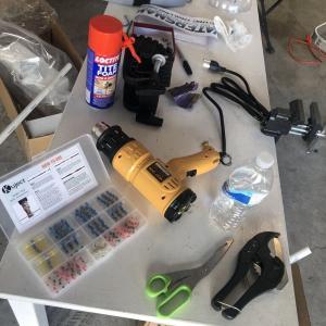 DIY:エレキを改造