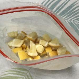 レモンを使い切る方法