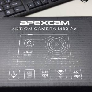 4kウェラブルカメラ